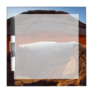 United States, Utah, Canyonlands National Park 2 Dry Erase Board