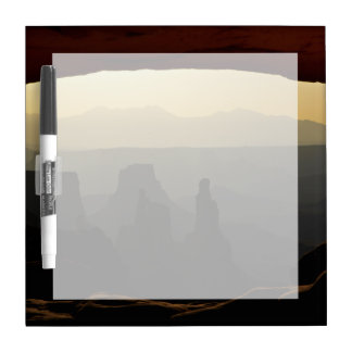 United States, Utah, Canyonlands National Park 3 Dry Erase Board
