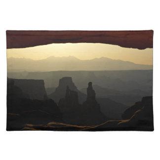 United States, Utah, Canyonlands National Park 3 Placemat