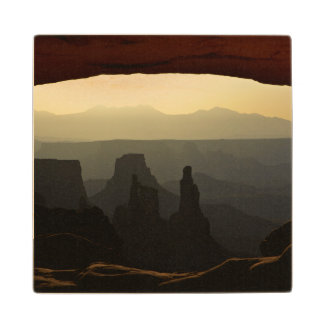 United States, Utah, Canyonlands National Park 3 Wood Coaster