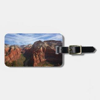 United States, Utah, Zion National Park Luggage Tag