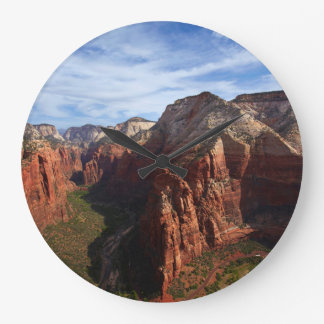 United States, Utah, Zion National Park Wall Clocks