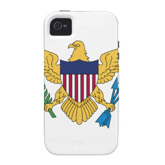 United States Virgin Islands Flag iPhone 4/4S Covers