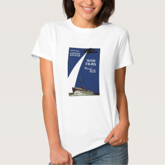 United States War Films Now Being Shown T-shirt