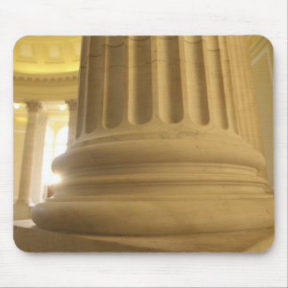 United States, Washington, D.C. A Pillar in the Mouse Pad