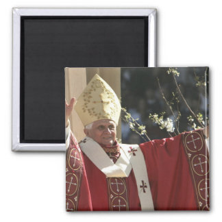 United States, Washington, D.C. Pope Benedict 2 Magnet