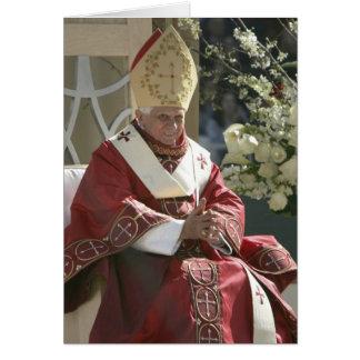 United States, Washington, D.C. Pope Benedict Card