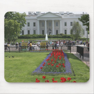 United States, Washington, D.C. The North side Mouse Mat