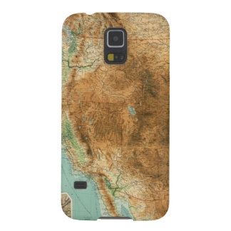 United States western section Cases For Galaxy S5