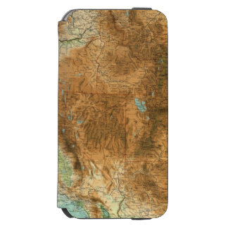 United States western section Incipio Watson™ iPhone 6 Wallet Case