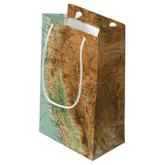 United States western section Small Gift Bag