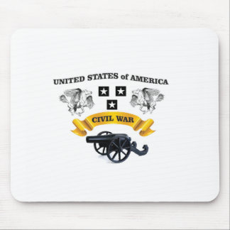 united states winged horse cw mouse pad