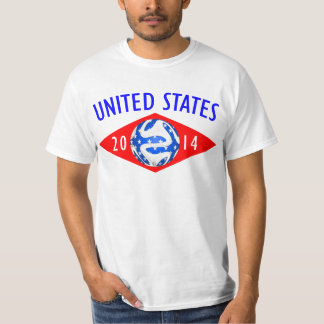 United States World Cup 2014 T Shirt