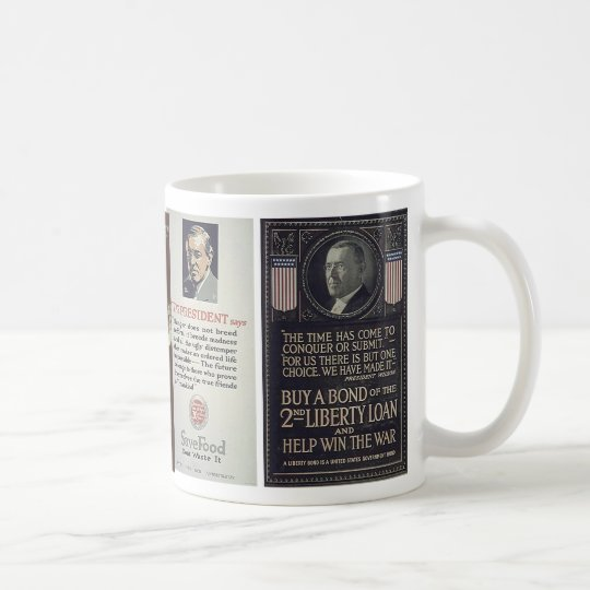 United States World War I Poster, World War I P... Coffee Mug