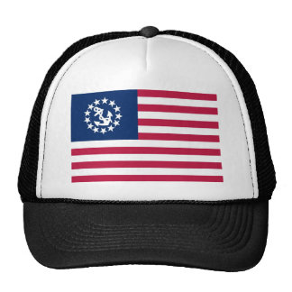 United States Yacht Flag Cap