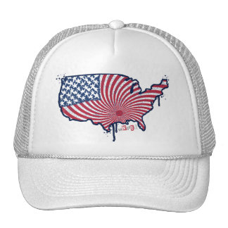 United USA Trucker Hat