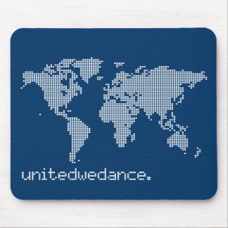 United We Dance Mouse Pad