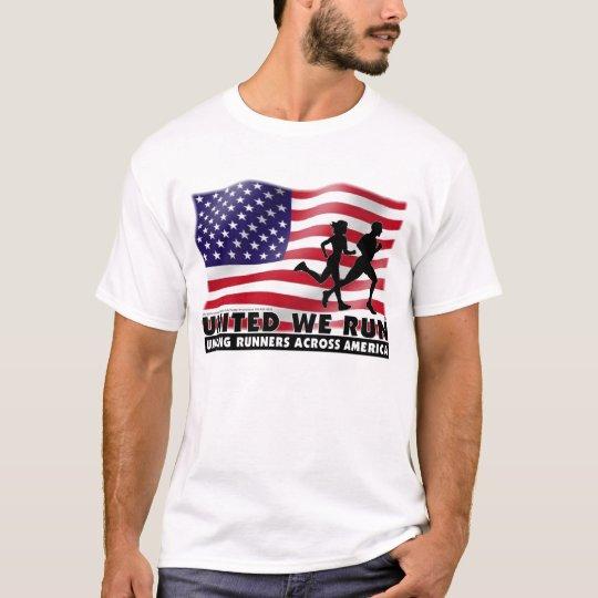 UNITED WE RUN® Tee Shirt