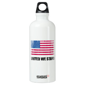 United we stand Faded.png SIGG Traveller 0.6L Water Bottle