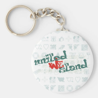United We Stand ~ Keychain