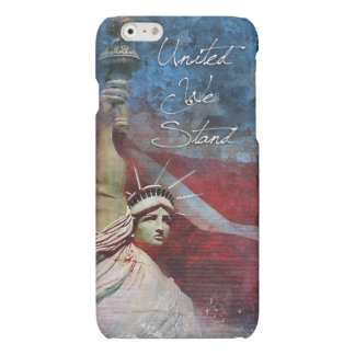 United We Stand Statue of Liberty iPhone case iPhone 6 Plus Case