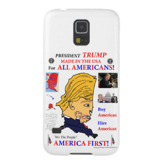 United We Trump Galaxy S5 Covers
