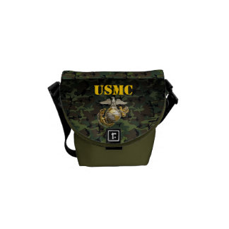 UNITES STATES MARINE CORPS COURIER BAG