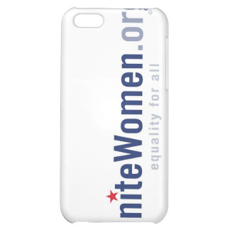 UniteWomen.org Logo iPhone Case iPhone 5C Covers