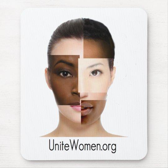 UniteWomen.org Mouse Pad