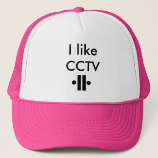 Unity2, I like CCTV Trucker Hat