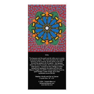 Unity and Al Noor - Long Card