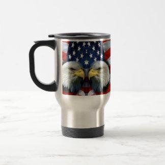 Unity and Courage,USA_ Travel Mug