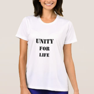 Unity for life shirts