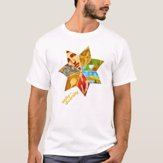 Unity in Diversity Art T-shirt