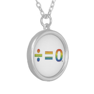 Unity In Diversity Silver Plated Necklace