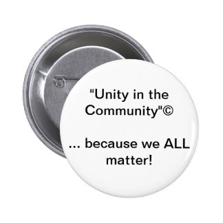 Unity in the Community (Basic Button)