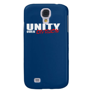 UNITY OVER DIVISION GALAXY S4 COVER