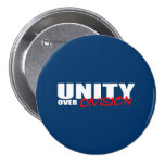 UNITY OVER DIVISION PINBACK BUTTONS