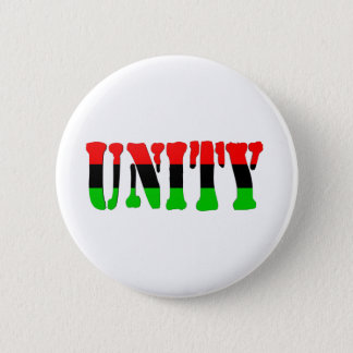 Unity Pan-African Flag 6 Cm Round Badge