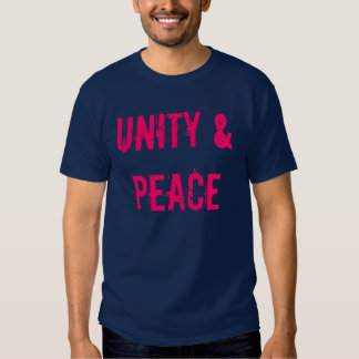 Unity & Peace Shirt
