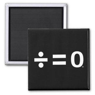 Unity Symbol Dark 2 Inch Square Magnet