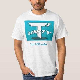Unity T gaming T-SHIRT