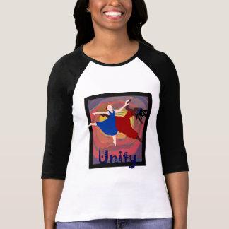Unity Tee-Shirt with Raglan Sleeves T-Shirt