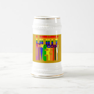 Unity through Diversity Stein Coffee Mugs