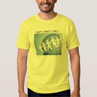 Unity,Unity,Unity Tshirt