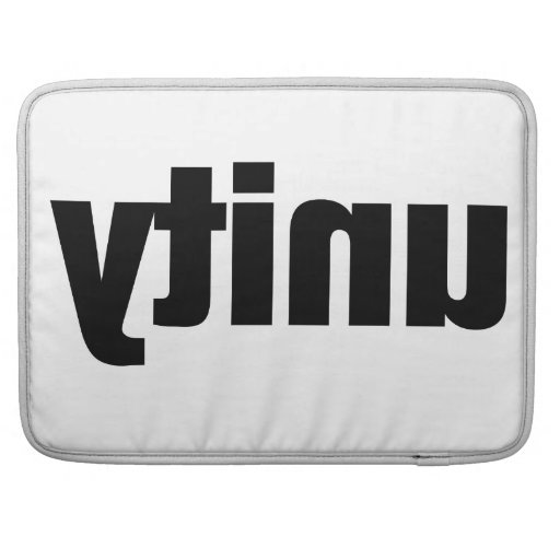 Unityyy!!!!!!!! Sleeve For MacBook Pro