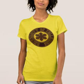 Univ Of Telluride 2 Sepia T-shirts