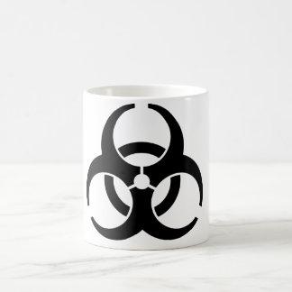 Universal Biohazard Insignia Basic White Mug