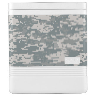 Universal Camouflage Pattern UPC Igloo Cooler