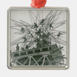 Universal Exposition of 1900 Christmas Ornament